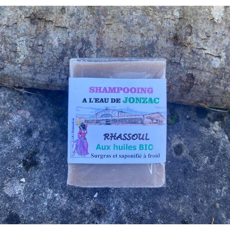 Shampooing au Rhassoul
